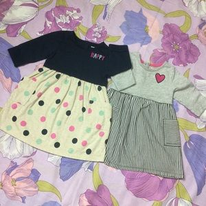 Like New 2 toddler long sleeve with pockets dress